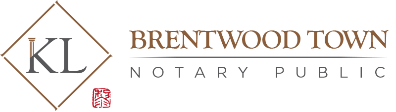 Brentwood Town Notary Public